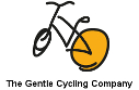 The Gentle Cycling Company logo